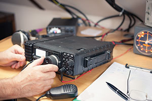 Join our discussion group on Amateur Radio