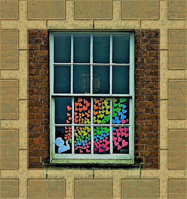 'Window' by Elizabeth McIndoe of Worcester Area Group U3A