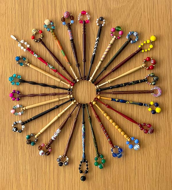 'Bobbins' by Brian Snelson of Hockley &Hawkwell u3a